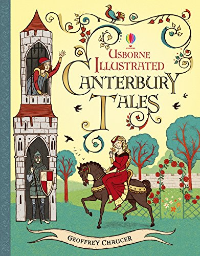 9781409598312: Illustrated Canterbury Tales (Illustrated Story Collections)
