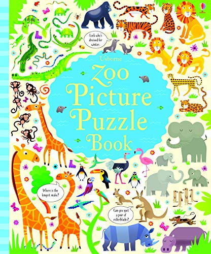 9781409598367: Zoo Picture Puzzle Book