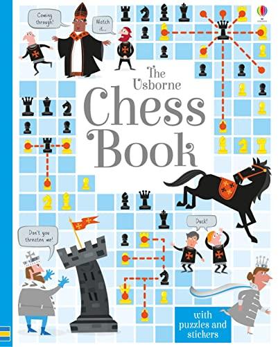 9781409598442: The Usborne Chess Book