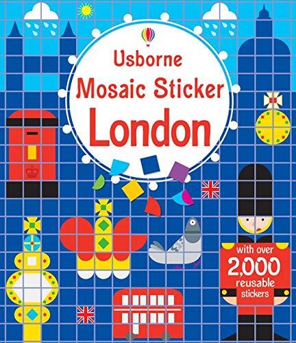9781409598480: Mosaic Sticker London (Mosaic Sticker Books)