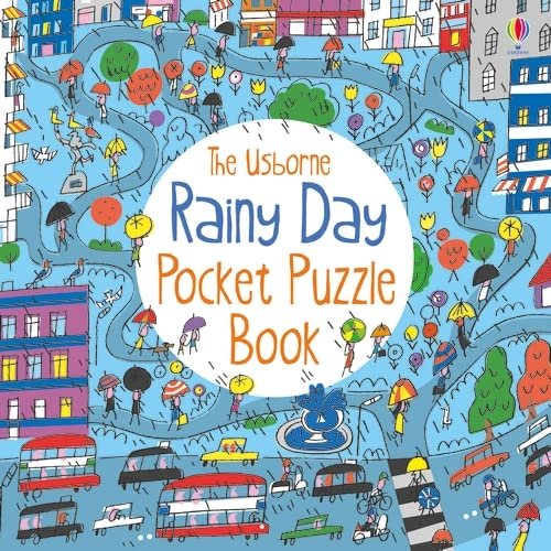 9781409598497: Rainy Day Pocket Puzzle Book