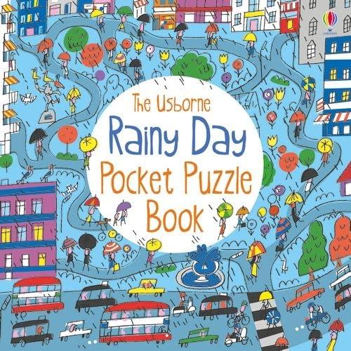 9781409598497: Rainy Day Pocket Puzzle Book (Usborne Activities)