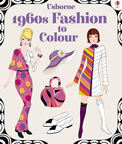 1960s Fashion to Colour: Ruth Brocklehurst
