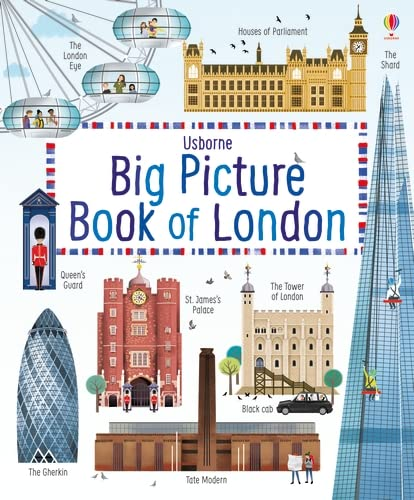 9781409598718: My Big Picture Book of London