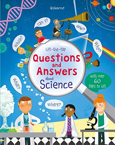 9781409598985: Lift-the-Flap Questions and Answers About Science (Lift-the-Flap Questions & Answers)
