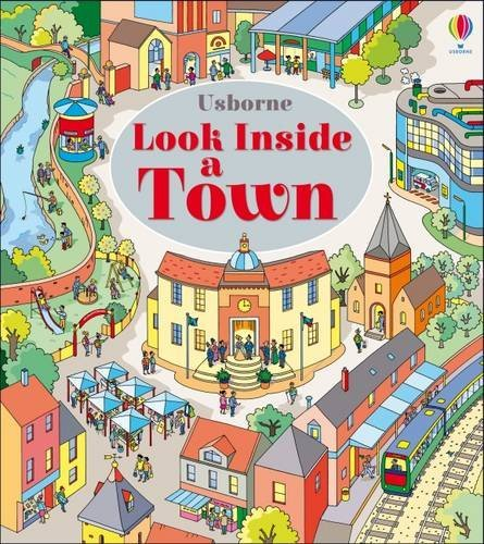 9781409599036: Look Inside a Town