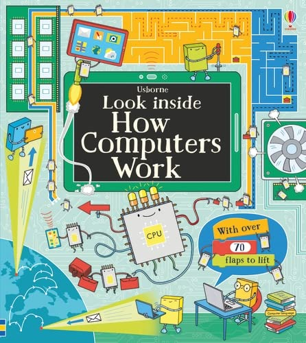 Look Inside How Computers Work: Alex Frith