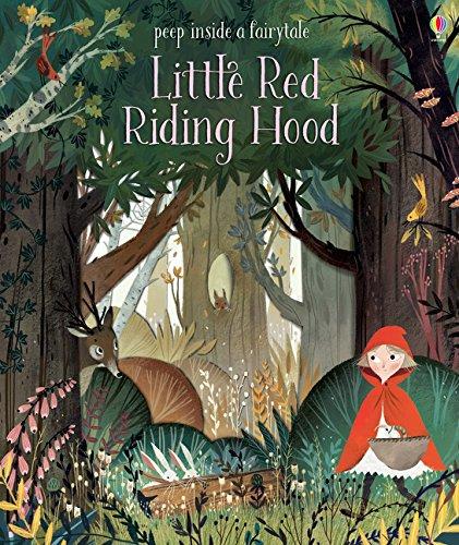 9781409599128: Peep Inside A Fairy Tale. Little Red Riding Hood