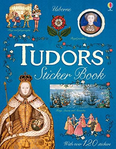 9781409599326: Tudors Sticker Book
