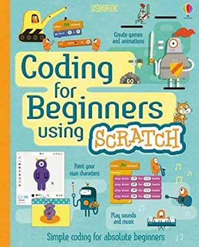 9781409599357: Coding for Beginners Using Scratch (Coding for Beginners);Coding for Beginners