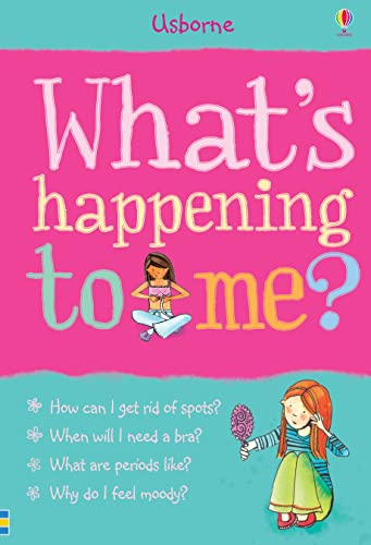 9781409599593: What's Happening to Me? (Girl) (What and Why)