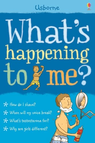 9781409599609: What's Happening to Me? (Boy) (What and Why)