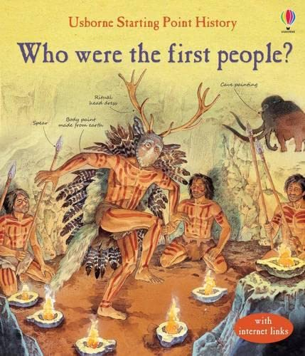 9781409599753: Who Were the First People? (Starting Point History)