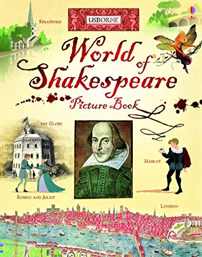 9781409599845: World of Shakespeare Picture Book
