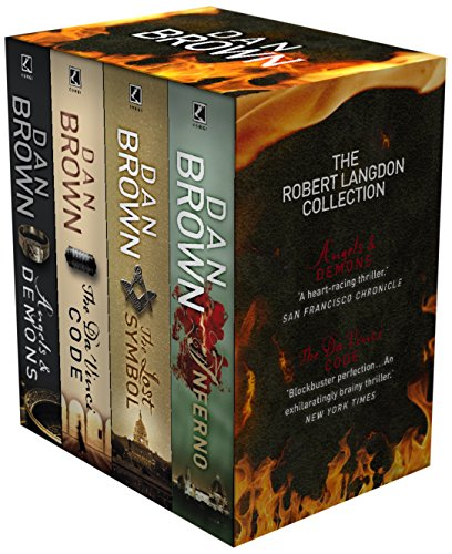 9781409609957: The Robert Langdon Collection (Set of 4 Volumes)