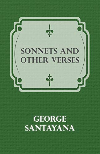 9781409708872: Sonnets and Other Verses