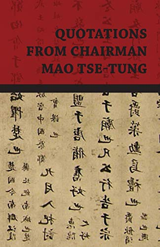 9781409724759: Quotations From Chairman Mao Tse-Tung