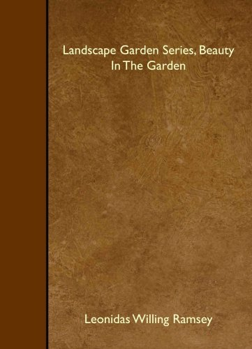 9781409751410: Landscape Garden Series, Beauty In The Garden