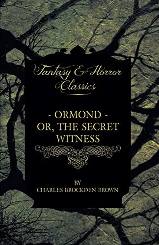 9781409765479: Ormond - Or, The Secret Witness