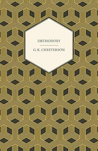 9781409769408: Orthodoxy