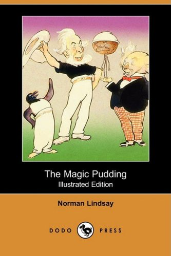 9781409904021: The Magic Pudding (Illustrated Edition) (Dodo Press)