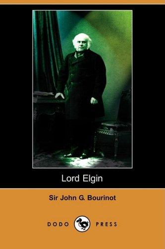 9781409905578: Lord Elgin (Dodo Press)