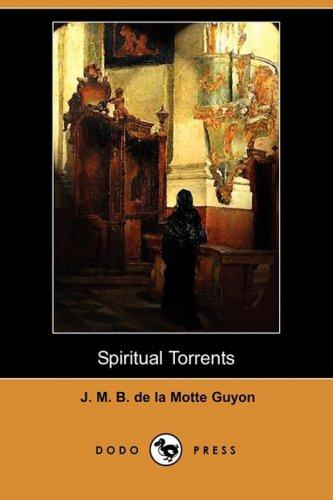9781409907503: Spiritual Torrents (Dodo Press)