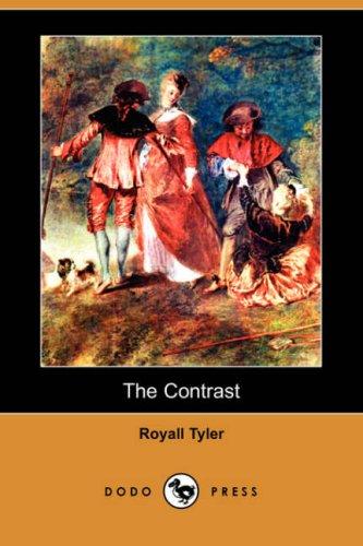 9781409909187: The Contrast (Dodo Press)