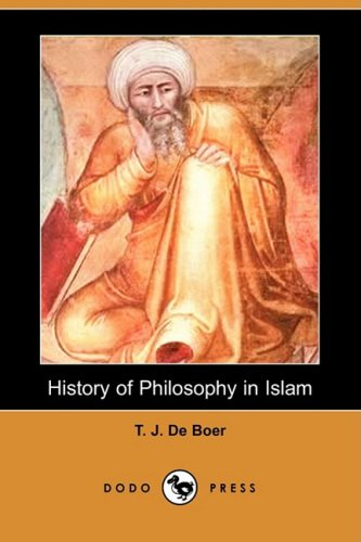 9781409909743: History of Philosophy in Islam (Dodo Press)