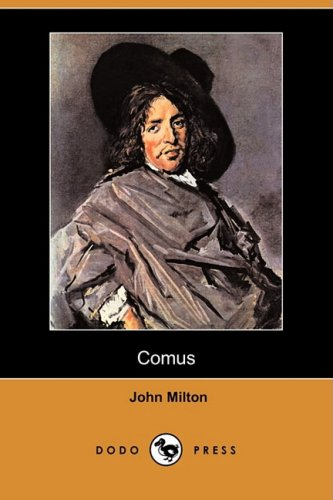 9781409917007: Comus (Dodo Press)