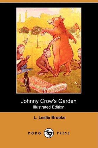 9781409917342: Johnny Crow's Garden (Illustrated Edition) (Dodo Press)
