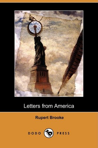 9781409918240: Letters from America (Dodo Press)