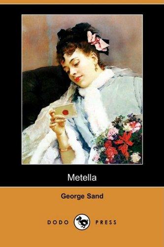Metella (Dodo Press): George Sand