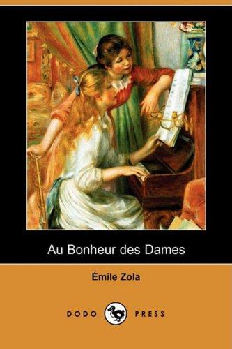 9781409921097: Au Bonheur Des Dames (Dodo Press) (French Edition)