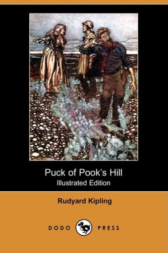 9781409925880: Puck of Pook's Hill (Illustrated Edition) (Dodo Press)