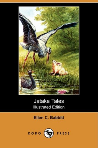 9781409926825: Jataka Tales (Illustrated Edition) (Dodo Press)