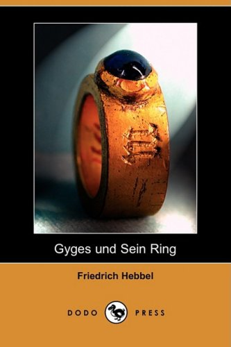 9781409927921: Gyges Und Sein Ring (Dodo Press)