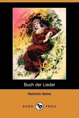 9781409928041: Buch Der Lieder (Dodo Press) (German Edition)
