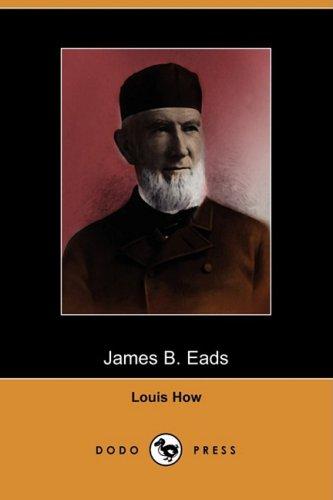 9781409928683: James B. Eads