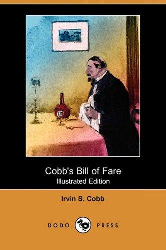 9781409934349: Cobb's Bill of Fare (Illustrated Edition) (Dodo Press)