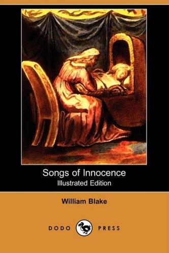 9781409936626: Songs of Innocence (Illustrated Edition) (Dodo Press)