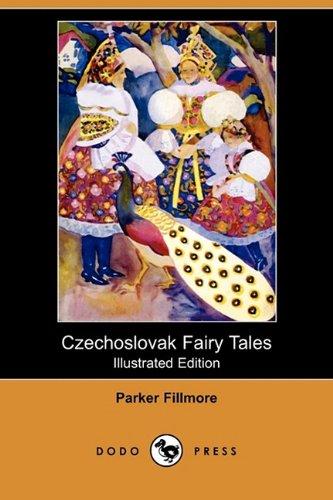 9781409937937: Czechoslovak Fairy Tales (Illustrated Edition) (Dodo Press)