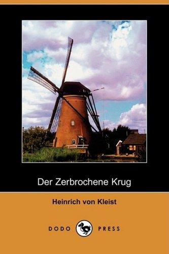 9781409938538: Der Zerbrochene Krug (Dodo Press) (German Edition)
