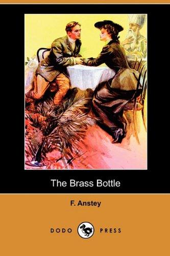 9781409939719: The Brass Bottle (Dodo Press)