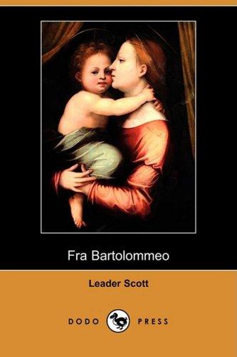 9781409940340: Fra Bartolommeo (Dodo Press)