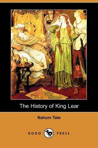 9781409943778: The History of King Lear (Dodo Press)