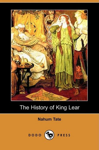 9781409943778: The History of King Lear (Dodo Press)