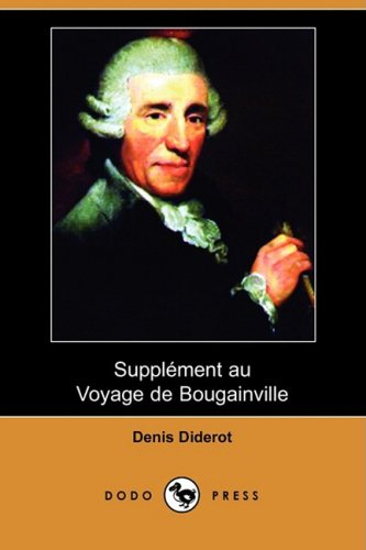 9781409944973: Supplement Au Voyage de Bougainville (Dodo Press) (French Edition)