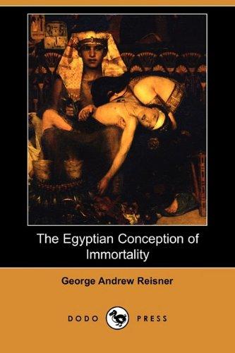 9781409946984: The Egyptian Conception of Immortality (Dodo Press)