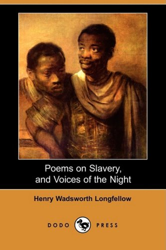 9781409948568: Poems on Slavery, and Voices of the Night (Dodo Press)
